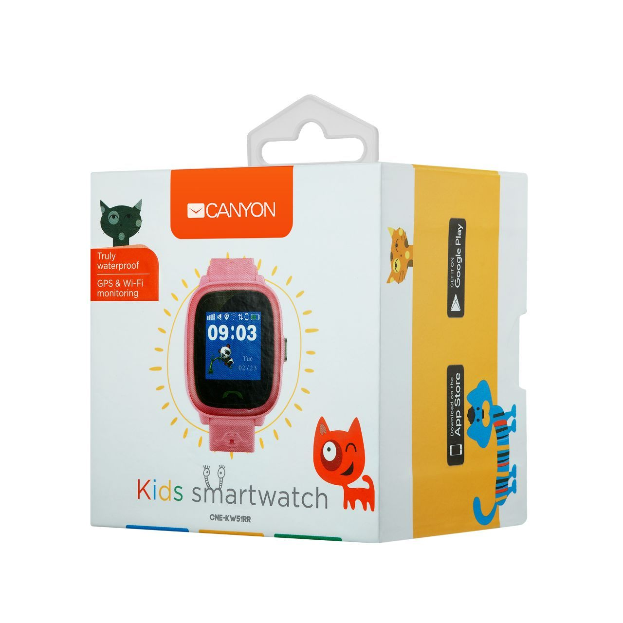 Kids Smartwatch CNE-KW51RR Red