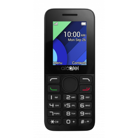 Alcatel 1054D Grey