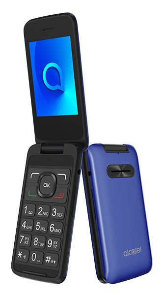 Alcatel 3025X  Blue