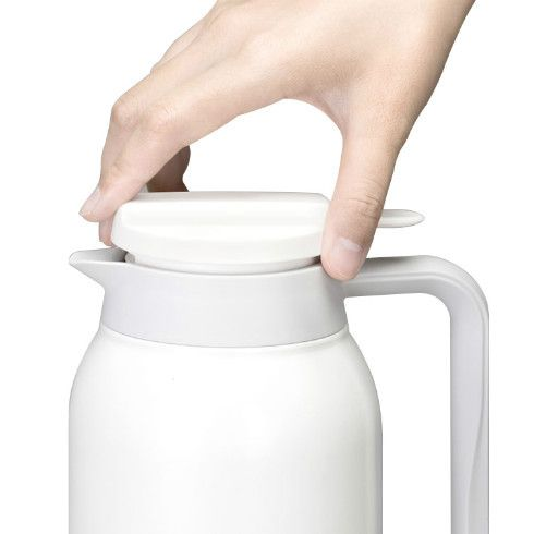 Классический термос Xiaomi Viomi Stainless Steel Vacuum Bottle 1.5 л White