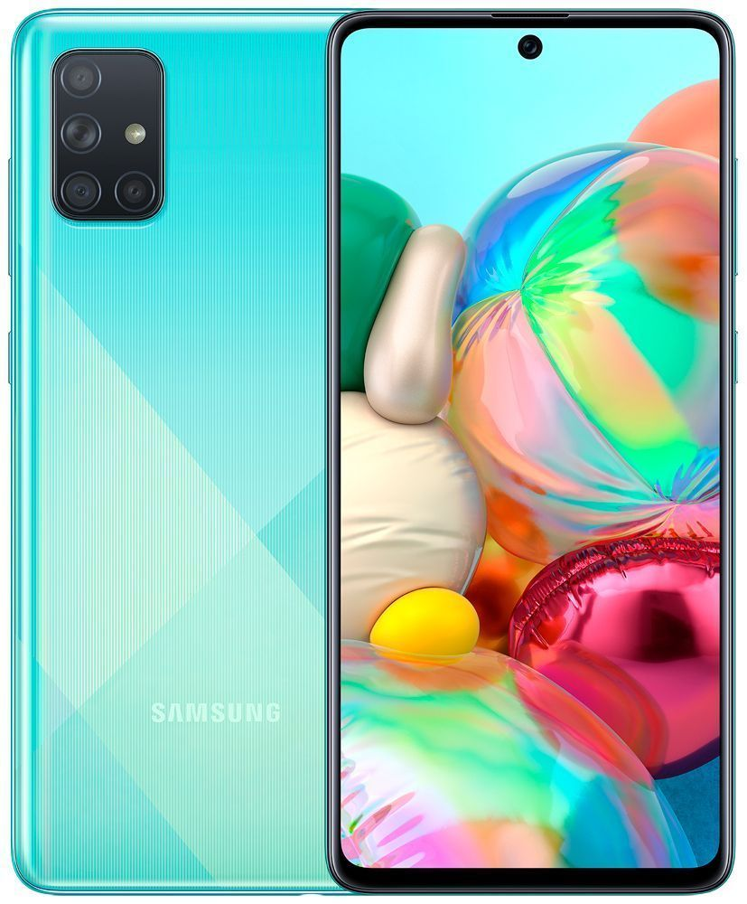 Samsung Galaxy A71 SM-A715FM 128Gb Blue