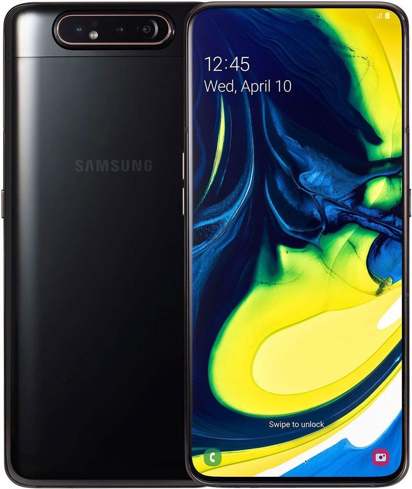 Samsung Galaxy A80 SM-A805  (8+128Gb) Black