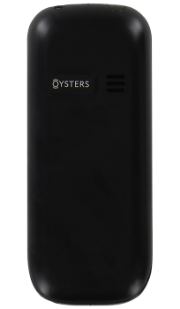 Oysters Kursk Black