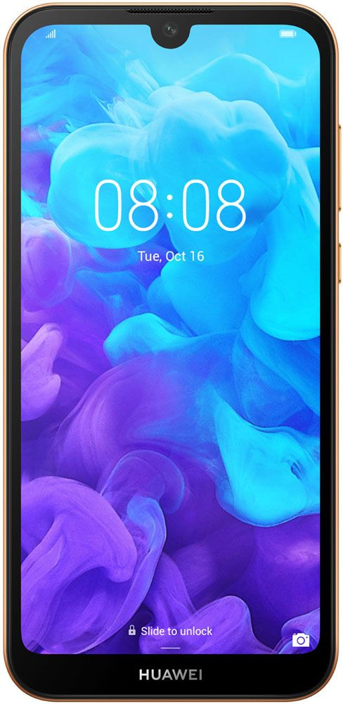 Huawei Y5 (2+32Gb) 2019 Brown фото Иваново