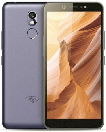 ITEL A44 Anthracite Grey